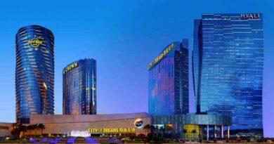 Världens 10 största casinon